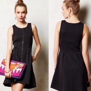 Anthropologie Leifsdottir Textured Dress Size 10